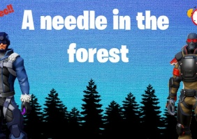 A needle in the forest