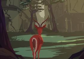 Home deer home