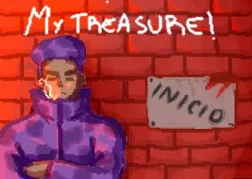 oh! my treasure!
