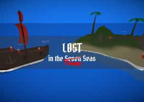 Lost in the  ̶S̶e̶v̶e̶n̶ Three Seas