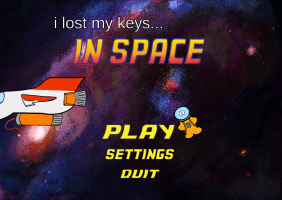 I Lost My Keys... IN SPACE