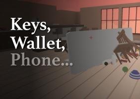 Keys, Wallet, Phone...
