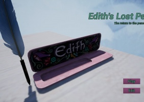 Edith's Lost Pen