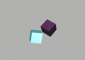 Lost and Found Cube based Minigames