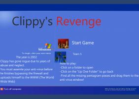 Clippy's Revenge