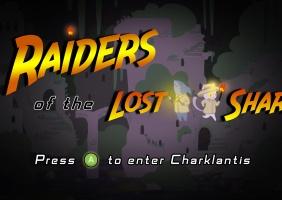 Raider of the lost shark