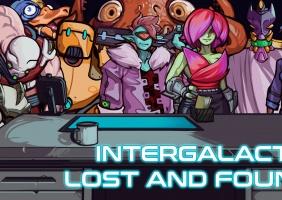 ILF - Intergalactic Lost and Found