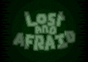 Lost and Afraid