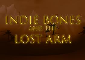 Indie Bones and the Lost Arm