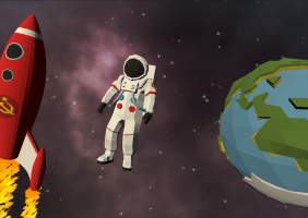 Super Cosmonaut