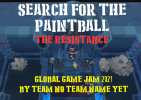 Search for the Paintball - The Resistance