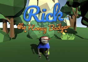 Rick the Honey Badger