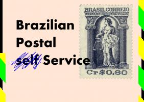 BRAZILIAN  POSTAL (SELF) SERVICE