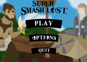 Super Smash Lost