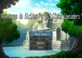 Aventuras do Alcides Parte 2 - Tinto Crusaders