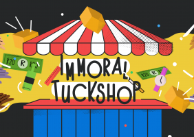 Immoral Tuckshop
