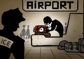 Speed Bomb Airport