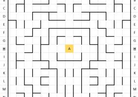 O minotauro no labirinto
