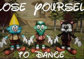 Lose Yourself (To Dance!)
