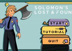 Solomon's Lost & Found