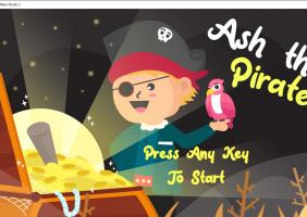 Ash The Pirate