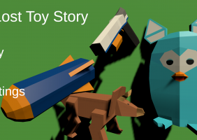A Lost Toy Story