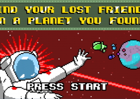 Find Your Lost Friends on a Planet You Found
