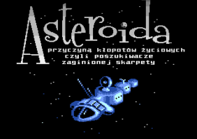 Asteroida przyczyną kłopotów życiowych czyli poszukiwacze zaginionej skarpety