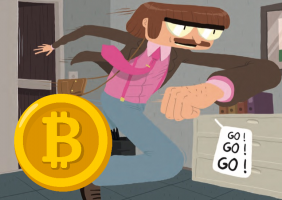 Jean-Doux and the lost Bitcoins