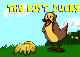 The Lost Duck (INCOMPLETO)