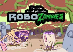 Perdido en el planeta RoboZombie