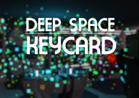 Deep Space Keycard