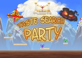 Taste-Search Party