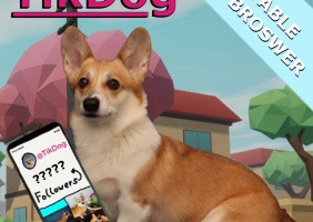 TikDog - The Comeback Story of an Influencer Dog