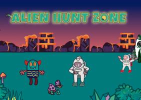 Alien HUNT Zone