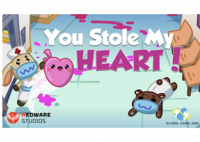 You Stole My Heart!