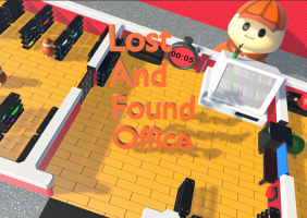 Lost And Found Office