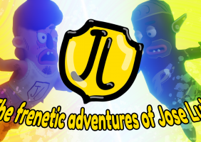 The frenetic adventures of Jose Luis