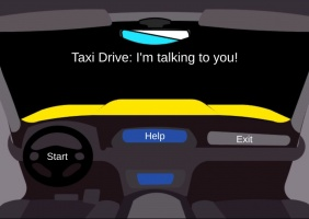 Taxi Drive: I'm talking to you!