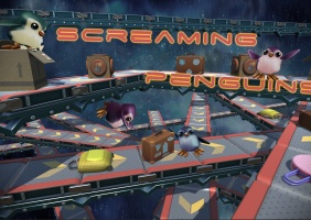 Screaming Penguins