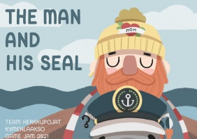 The Man and his Seal