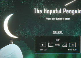 The Hopeful Penguin