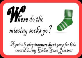 Where do the missing socks go?