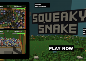 Squeaky Snake