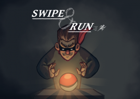 Swipe and run