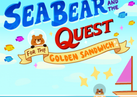 Sea Bear and the Quest for the Golden Sandwich