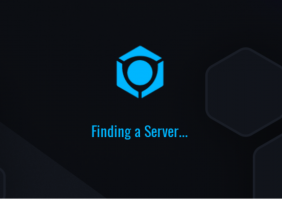 Finding a Server...