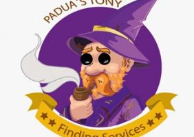 Padua's Tony finding services