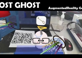 AR Lost Ghost