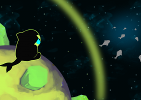 Rigu the lost space orca